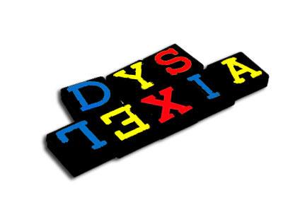 is dyslexia a visual impairment