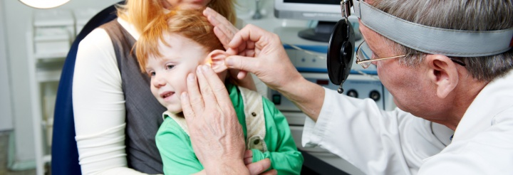 How Ear Infections and Language Delays Connect