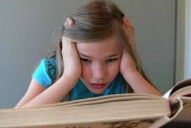 problems with reading in children