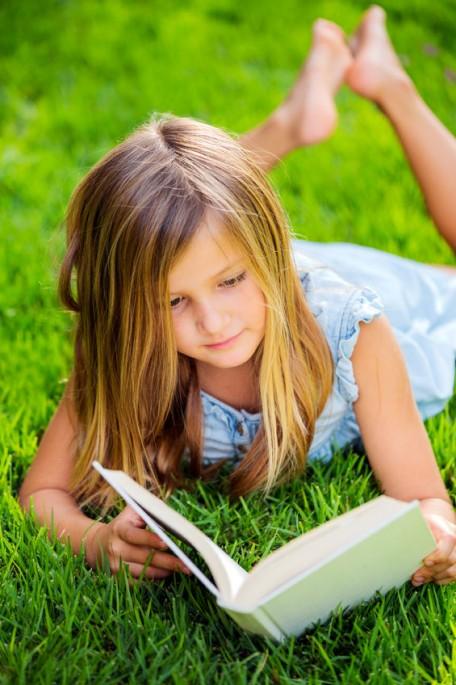 summer reading programs at home