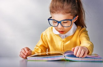 Children reading at younger ages