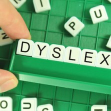 Recognizing dyslexia in children