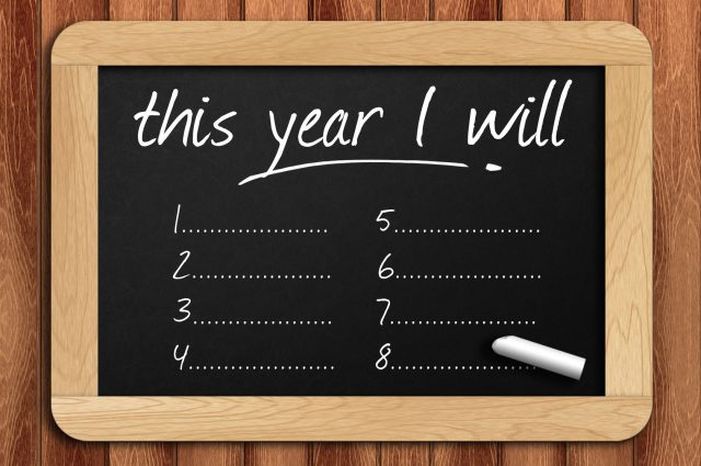 Reading Resolutions for 2017