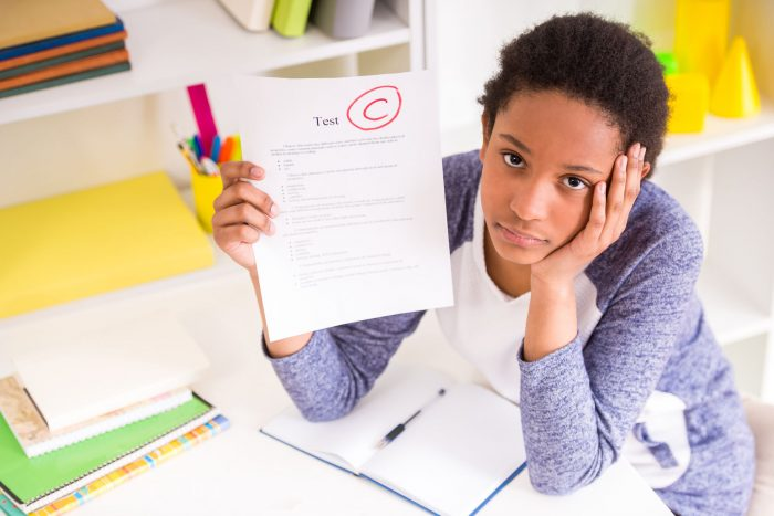 Responding to Your Child's Report Card
