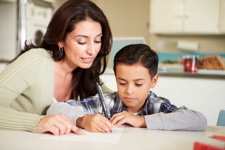 How Can You Help Your Child Become a Writer?