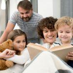 Read aloud, stress-free reading, gemm learning