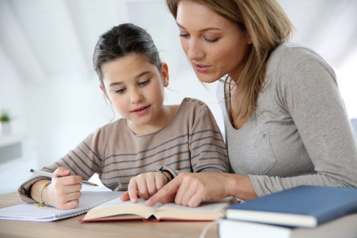 Tips For Helping Your Child With Homework