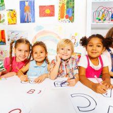 Preschooler Prepare for Kindergarten