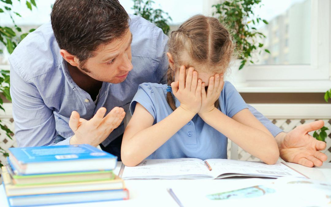 Is Homework Taking the Joy Out of Parenting?